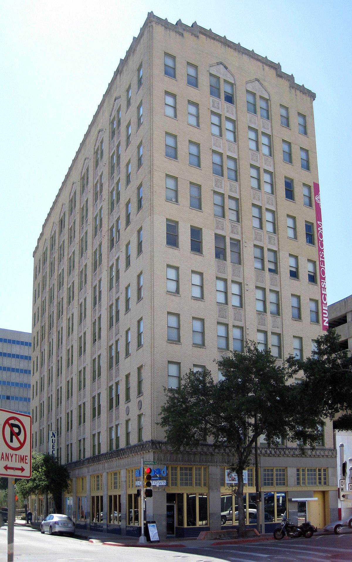 Sherman Building Corpus Christi Texas Wikipedia