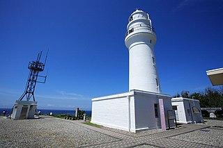 Shionomisaki Lighthouse lighthouse in Kushimoto, Japan