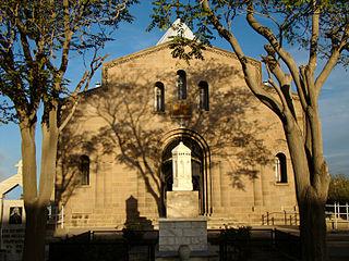 Shoghakat Church of Tabriz An Armenian Apostolic Church in an Armenian cemetery of Tabriz, Iran.