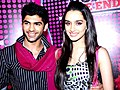 Shraddha Kapoor at the audio release of Luv Ka The End (5).jpg