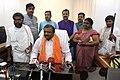 Shri Jasvantsinh Sumanbhai Bhabhor takes charge as the Minister of State for Tribal Affairs, in New Delhi on July 11, 2016.jpg