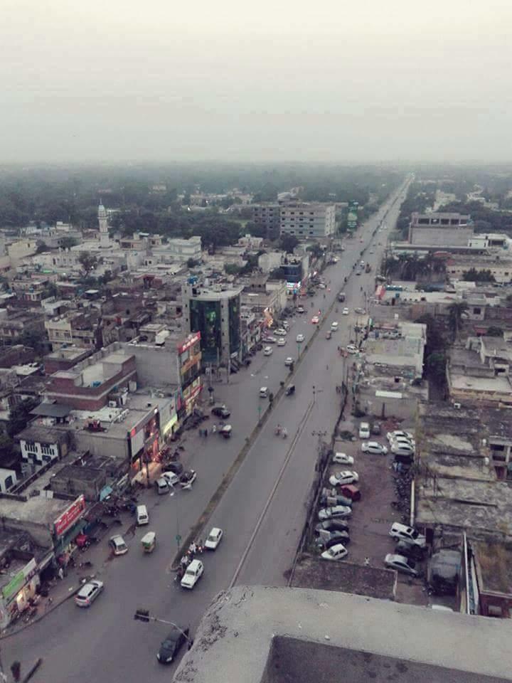 Sialkot Boulevard