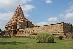 Side View of Gangaikonda Cholapuram Temple..JPG