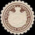Siegelmarke F. Schaumburg-Lippische Hofkapelle W0351925.jpg