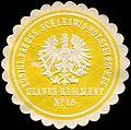 Siegelmarke Königlich Preussische Schleswig - Holsteinsches Ulanen - Regiment No. 15 W0217110.jpg