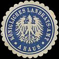 Siegelmarke K. Landrats-Amt Ahaus W0387901.jpg
