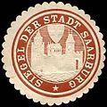 Siegelmarke Siegel der Stadt Saarburg W0237291.jpg