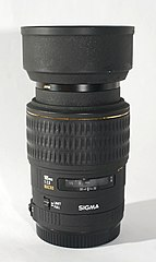 Sigma 105mm F2.8 EX Macro with a hood.jpg