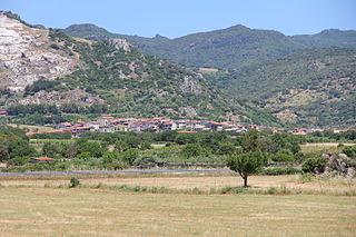Silanus, Sardinia Comune in Sardinia, Italy