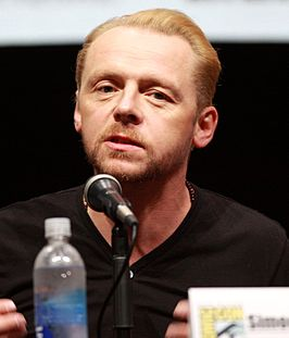 Simon Pegg in 2013