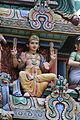 Singapore. Sri Mariamman. Gopuram. South East-32.JPG