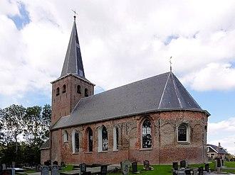 Hantum - St Martin's church
