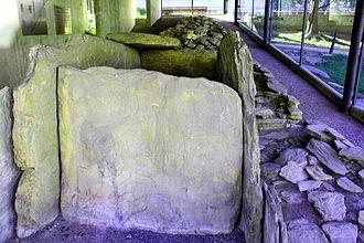 Sion, Switzerland - Necropolis at Le Petit-Chasseur