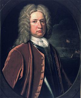 Charles Wager Royal Navy admiral
