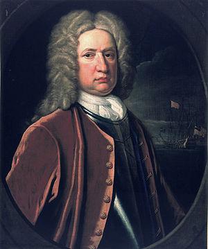 Thirteenth Siege of Gibraltar - Admiral Sir Charles Wager