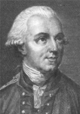 South Carolina in the American Revolution - British General Henry Clinton