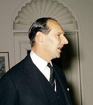 David Ormsby-Gore, 5th Baron Harlech - Image: Sir David Ormsby Gore