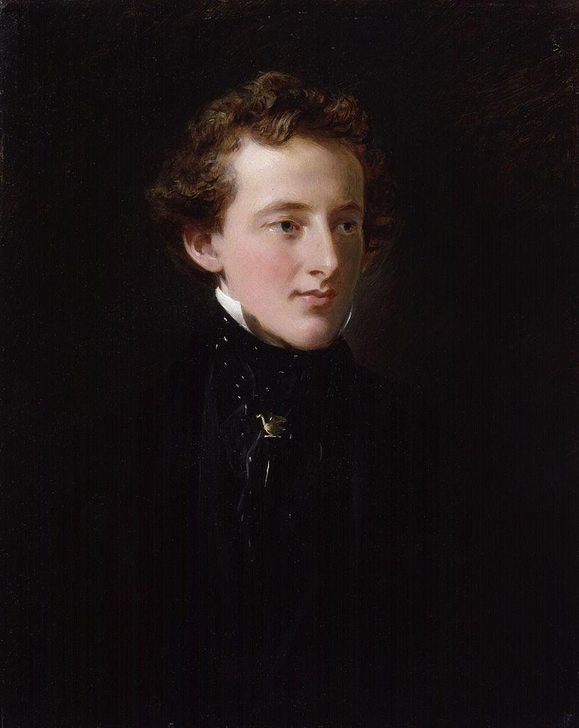 File Sir John Everett Millais 1st Bt By Charles Robert Leslie Jpg Wikimedia Commons