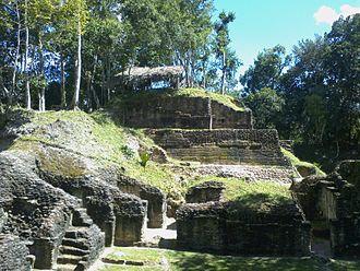 Naranjo - View of Naranjo
