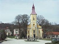 Slovakia DobraVodaVillage2 Church2.JPG