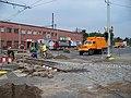 Smíchovské nádraží, smyčka, výměna výhybek (01).jpg
