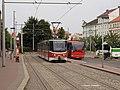 Smíchovské nádraží, smyčka s Tatra KT8D5R.N2P.jpg