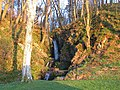 Small waterfall within Killean estate - geograph.org.uk - 733214.jpg