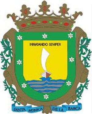 La Barca (municipality) - Image: Smdb escudo