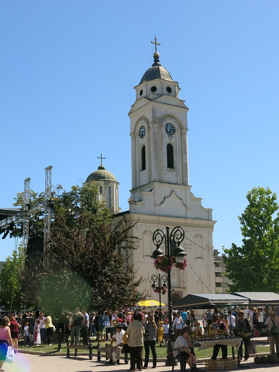 Smederevo, Crkva Svetog Đorđa, 06
