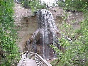 Smith Falls - Image: Smith Falls NE