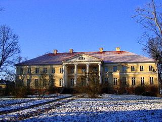 Snēpele Palace Palace in Latvia