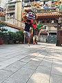 Snapshot, Taipei, Taiwan, 台北大龍峒金獅團, 樹人書院文昌祠, 隨拍, 台北, 台灣 (19235113630).jpg