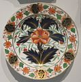 Soft-paste porcelain plate, 19th century, English, possibly Derby, Honolulu Museum of Art.JPG