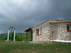 Profitis Ilias Church in Sochos