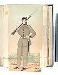 Soldado de artillharia, uniforme inverno de verão (NYPL b14896507-83984).jpg