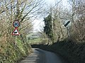 Some confusion as to the speed limit here - geograph.org.uk - 1703901.jpg