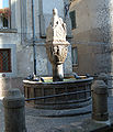 Soriano al Cimino - Fontana vecchia.JPG