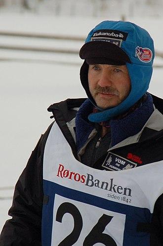 Robert Sørlie - Robert Sørlie in February 2014.