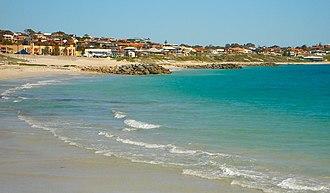 Sorrento, Western Australia - Sorrento Beach