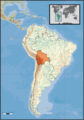 South America location BOL.png