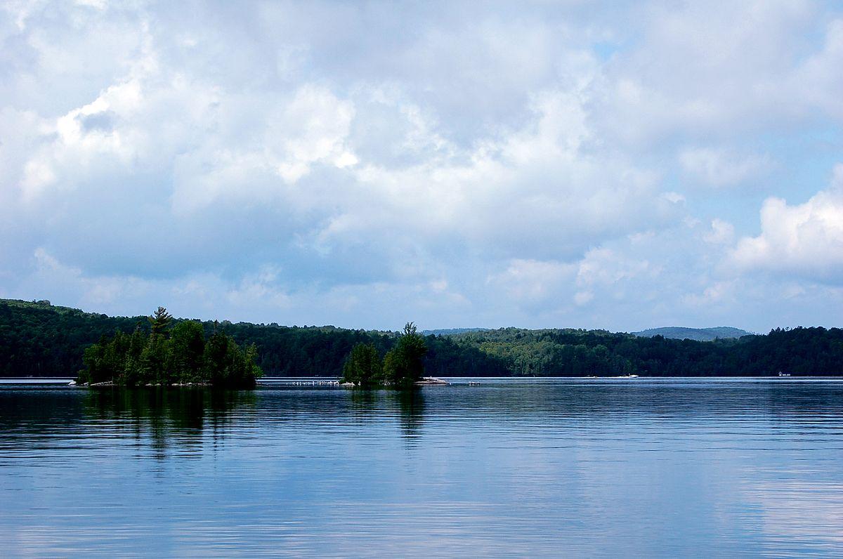Big Island Lake Wilderness Michigan