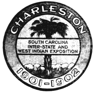 South Carolina Inter-State and West Indian Exposition - The emblem of the South Carolina Inter-State and West Indian Exposition