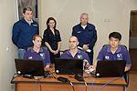 Soyuz MS-01 crew members conduct rendezvous rehearsals.jpg