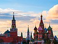 Spasskaya Tower and the St. Basil's Cathedral.jpg