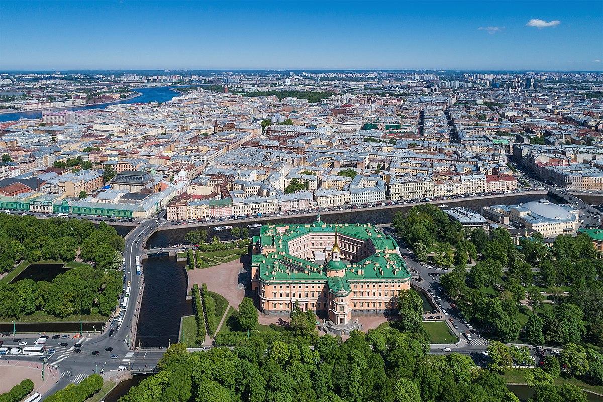 Russia - Wikivoyage, guida turistica di viaggio