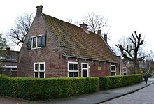La casa di Baruch Spinoza a Rijnsburg, oggi diventata un museo