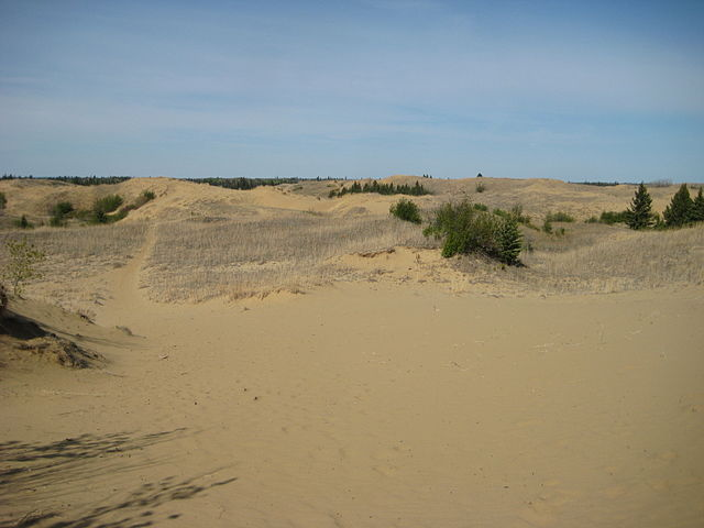 Spirit Sands By Classenc (Own work) [CC BY-SA 3.0 (http://creativecommons.org/licenses/by-sa/3.0)], via Wikimedia Commons