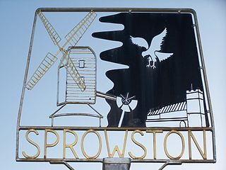 Sprowston suburban town in Norfolk, United Kingdom