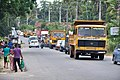 Sri Lanka, Kurunegala, traffic jam (1).jpg