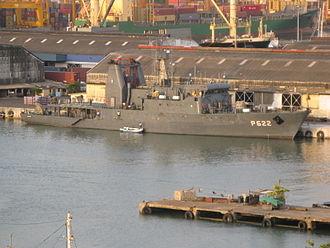 Sri Lanka Navy - Sri Lanka Navy Sagara (P 622)